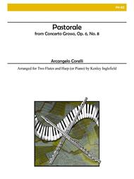 Pastorale for Flute and Harp