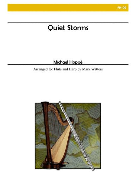 Quiet Storms for Flute and Harp