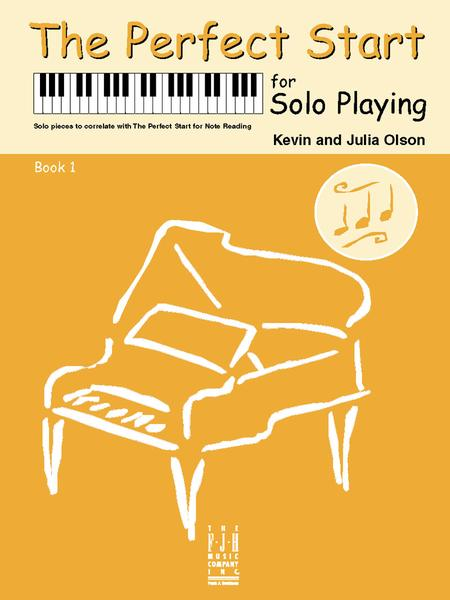 Solo Playing, Book 1 (NFMC)