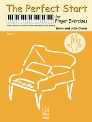 Finger Exercises, Book 1