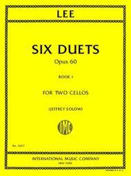 Six Duets, Opus 60, Book I