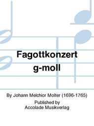 Fagottkonzert g-moll
