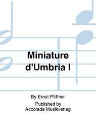 Miniature d'Umbria I