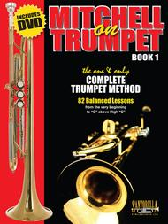 Mitchell on Trumpet * Book 1 with DVD