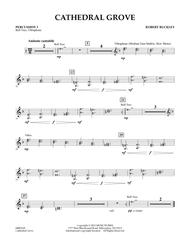 Cathedral Grove - Percussion 3