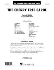 The Cherry Tree Carol - Full Score
