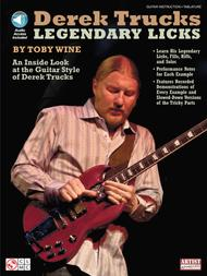 Derek Trucks Legendary Licks