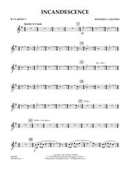 Incandescence - Bb Clarinet 2