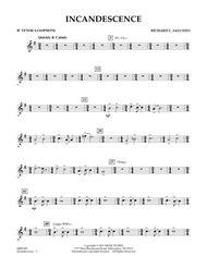Incandescence - Bb Tenor Saxophone