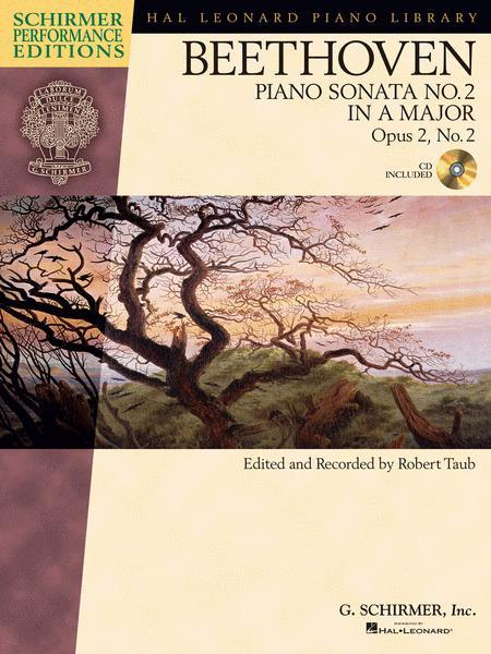 Beethoven: Sonata No. 2 in A Major, Opus 2, No. 2