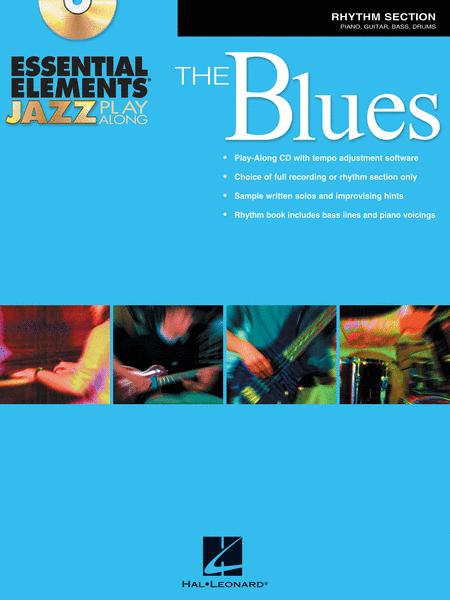 Essential Elements Jazz Play-Along - The Blues