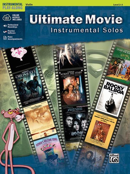 Ultimate Movie Instrumental Solos for Strings