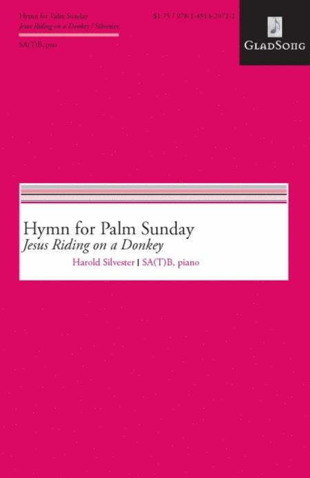 Hymn for Palm Sunday