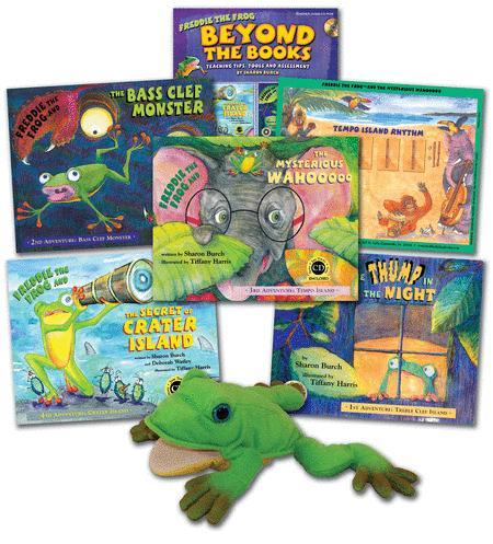 Freddie the Frog Teacher Set (Adventures 1-4)