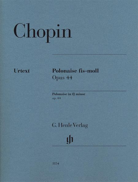Polonaise in F-sharp minor, Op. 44