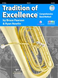 Tradition of Excellence Book 2 - Eb Tuba