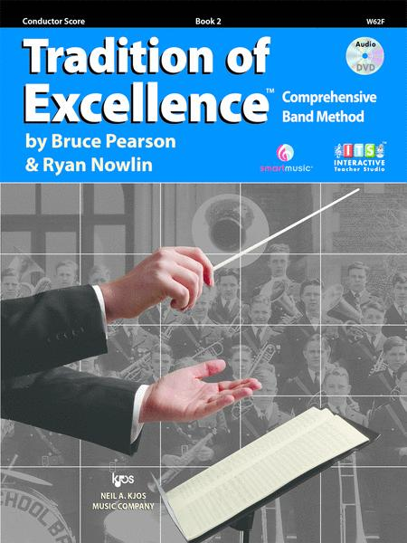 Tradition of Excellence Book 2 - Conductor Score