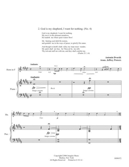 Preview Five Psalms From