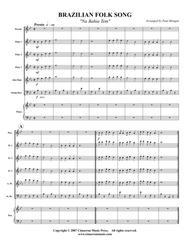 Brazilian Folk Song (Na Bahia Tem)