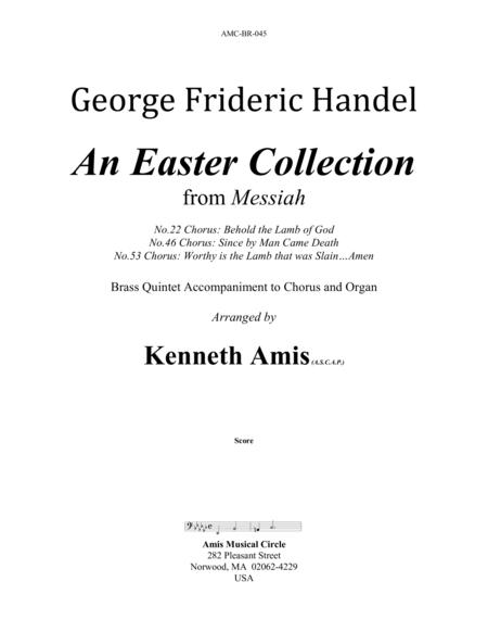 An Easter Collection from Messiah