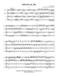 Sonata, K. 381