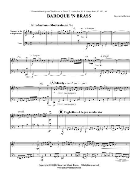 Baroque 'n Brass