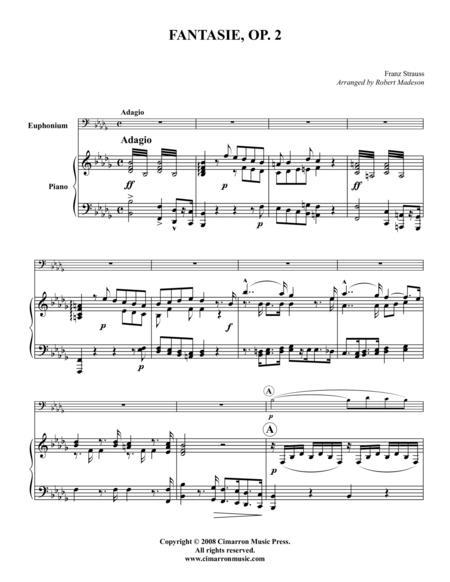 Fantasie, Op. 2