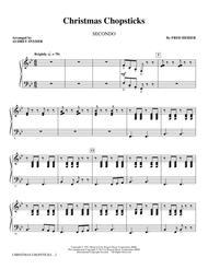 Christmas Chopsticks - Piano Primo