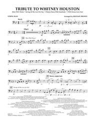 Tribute To Whitney Houston - String Bass