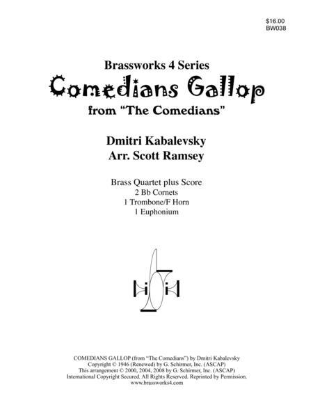 Comedians Gallop