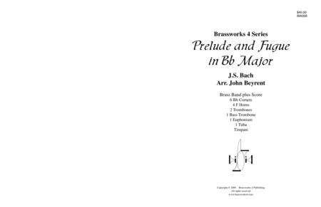 Prelude and Fugue in Bb Major