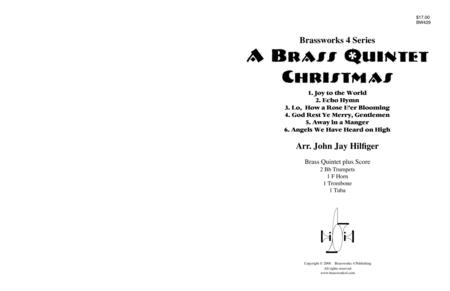 A Brass Quintet Christmas