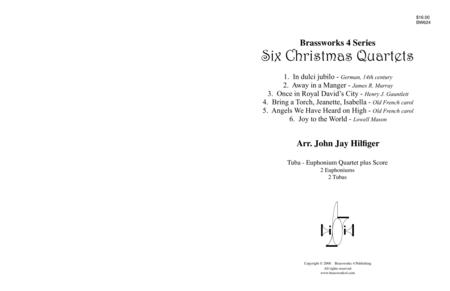 6 Christmas Quartets