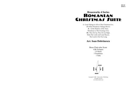 Romanian Christmas Suite