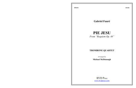 Pie Jesu from Requiem, Op. 48
