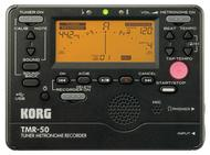 Korg TM-50 Combo Digital Tuner Metronome with Folding Stand