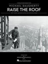 Raise The Roof Sheet Music By Michael Daugherty Sheet