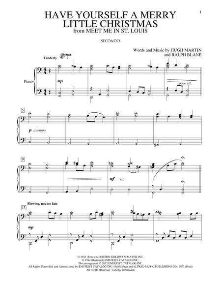 Have Yourself A Merry Little Christmas Violin Sheet Music.Download Have Yourself A Merry Little Christmas Sheet Music