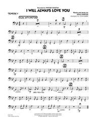 I Will Always Love You - Trombone 4