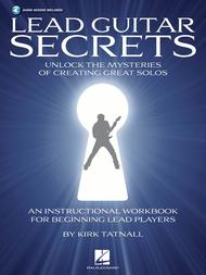 Lead Guitar Secrets