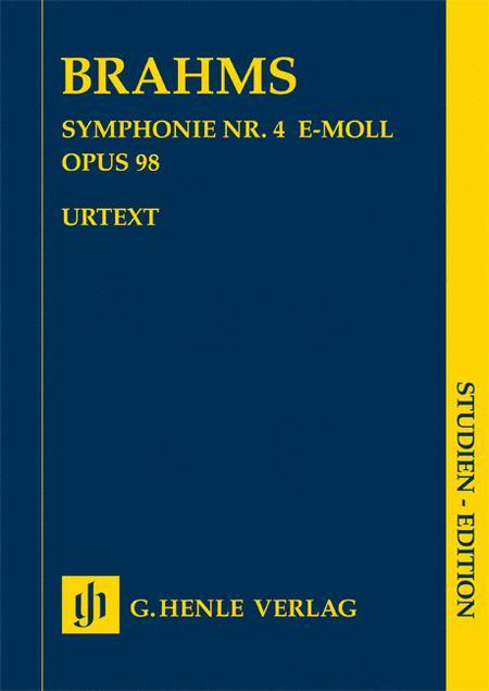 Symphony No. 4 Op. 98