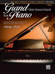 Grand One-Hand Solos for Piano, Book 4