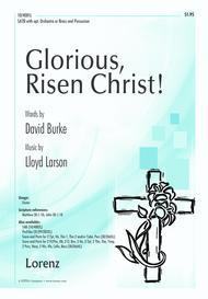 Glorious, Risen Christ!