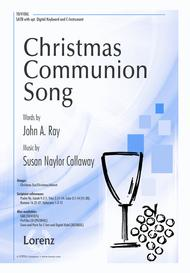 Christmas Communion Song
