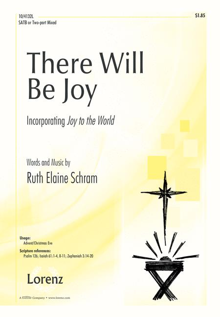 There Will Be Joy