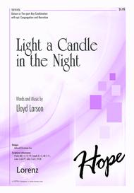 Light a Candle in the Night