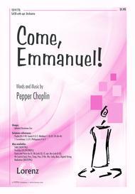 Come, Emmanuel!