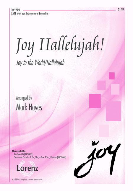 Joy Hallelujah!