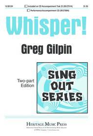 Whisper!
