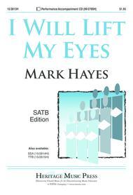 I Will Lift My Eyes